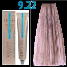 9/22 Стійка крем-фарба для волосся 100 мл 3DELUXЕ