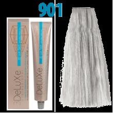 901 Стійка крем-фарба для волосся 100 мл 3DELUXЕ