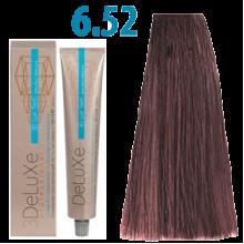 6/52 Стійка крем-фарба для волосся 100 мл 3DELUXЕ