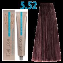 5/52 Стійка крем-фарба для волосся 100 мл 3DELUXЕ