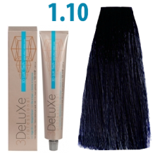 1/10 Стійка крем-фарба для волосся 100 мл 3DELUXЕ