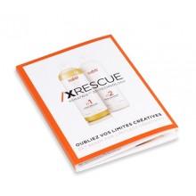міні-набор 7,5 мл №1 + 20мл №2  Subtil  XRescue комплекс для відновлення волосся LAB.DUCASTEL