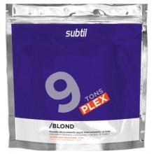 Пудра  Subtil Blond PLEX 9 тонів 500г освітлююча для волосся , LAB.DUCASTEL
