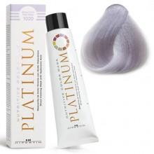 1020 NUTRITIVE COLOR MASK PLATINUM Кольорова, зволожуюча маска для волосся, PEARL WHITEбіла перлина, 100мл HIPERTIN