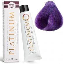2020 NUTRITIVE COLOR MASK PLATINUM Кольорова, зволожуюча маска для волосся, PURE VIOLETфіолетовий, 100мл HIPERTIN