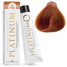 7040 NUTRITIVE COLOR MASK PLATINUM Кольорова, зволожуюча маска для волосся, COPPER мідь, 100мл HIPERTIN