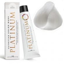 0000 NUTRITIVE COLOR MASK PLATINUM Кольорова, зволожуюча маска для волосся CLEAR чистий, блиск 100мл HIPERTIN