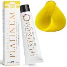 3000 NUTRITIVE COLOR MASK PLATINUM Кольорова, зволожуюча маска для волосся, YELLOW королівський жовтий 100мл HIPERTIN