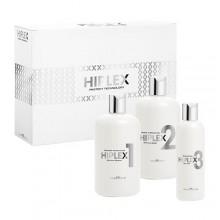 Набір HIPLEX Система захисту та укріплення волосся (№1 - 100мл, №2 - 2фл * 100мл) HIPERTIN