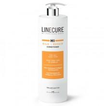 Кондиціонер-крем 1л SILKEN для волосся з колагеном та у/ф фільтром , HIPERTIN