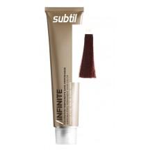 5/66 INFINITE Subtil стійка безаміачна крем-фарба  для волосся  60 мл LAB.DUCASTEL світлий шатен червоний інтенсивний