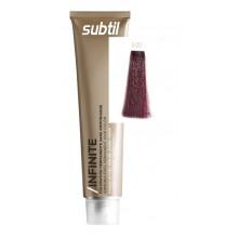 5/20 INFINITE Subtil стійка безаміачна крем-фарба  для волосся  60 мл LAB.DUCASTEL світлий шатен фіолетовий інтенсивний