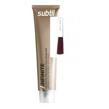 5/26 INFINITE Subtil стійка безаміачна крем-фарба  для волосся  60 мл LAB.DUCASTEL світлий шатен перламутрово-червоний