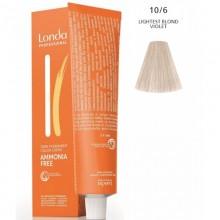 10/6 інтенсивне тонування волосся Londacolor 60мл  LONDA