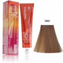 7MV тонуюча крем-фарба для волосся Колор Сінк 90мл, MATRIX