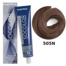 505N СОКОЛОР Б'ЮТІ cтійка крем-фарба для волосся 90мл, MATRIX