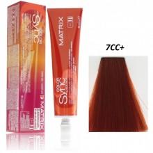 7CС+ тонуюча крем-фарба для волосся Колор Сінк 90мл, MATRIX