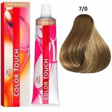 7/0 COLOR TOUCH тонуюча крем-фарба для волосся 60мл WELLA