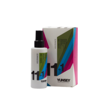 11+1 ( в коробці) Спрей-маска 150мл з шовковими амінокислотами і пантенолом, комплекс для всіх типів волосся VIGORANCE YUNSEY (6060)