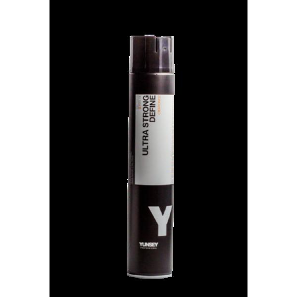 Лак ультрасильної фіксації 750мл ULTRA STRONG DEFINE, CREATIONYST YUNSEY