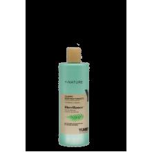 Y- NATURE Шампунь 400мл реструктуризуючий натуральний органічний з маслом бамбука і вітаміном Е